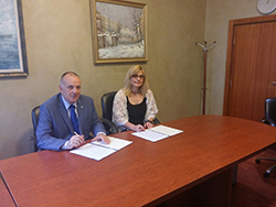 Cooperation between the Chamber of Commerce of Vojvodina and Novi Sad Business School
