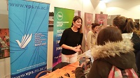 PARTICIPATION IN THE EDUCATION FAIR IN ZRENJANIN