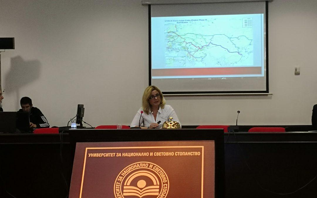 Predavanje direktorke Škole dr Jelene Damnjanović u Sofiji
