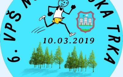 6. VPŠ Novosadska trka za dečiji osmeh