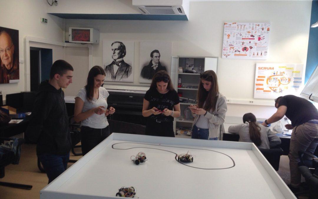 Održana radionica iz Robotike za srednjoškolce
